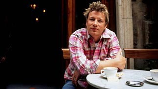 Jamie Oliver's on Twitter!