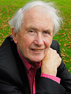 Irish author Frank McCourt (Photo by: Ulf Andersen / Getty)